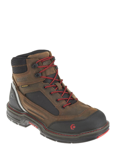 "Mens Overman 6"" H20 Lace-Up Boots"