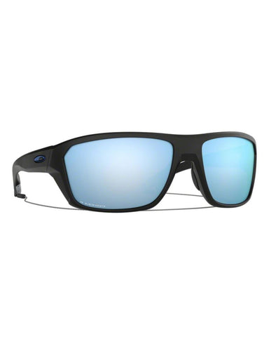 Split Shot Polarized Sunglasses - Light Blue