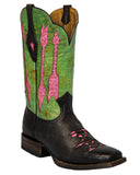Womens Arrow Mad Dog Boots - Green