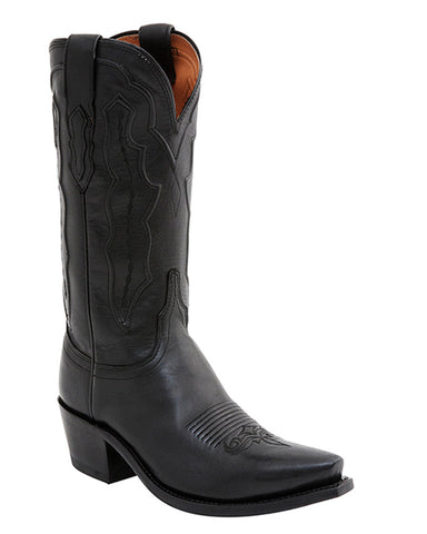 Women's Grace Snip-Toe Boots Black