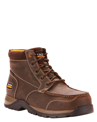 Mens Edge LTE Chukka H20 Comp-Toe Lace-Up Boots