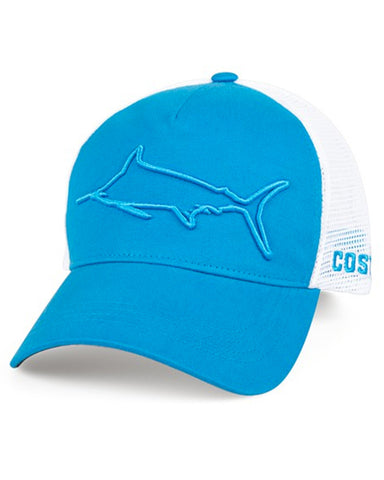Costa Stealth Marlin Ball Cap - Blue