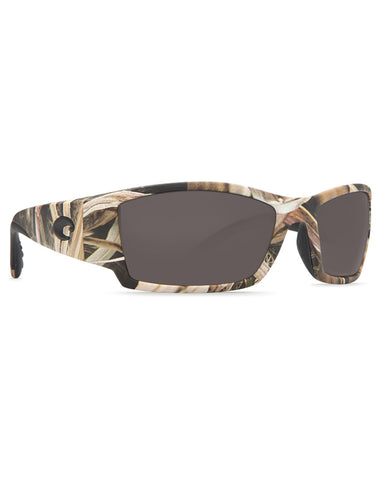 Corbina Gray Mirror Sunglasses - Camo