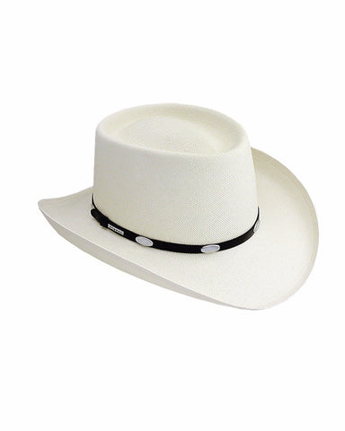 Stetson's 10X Royal Flush Straw Hats