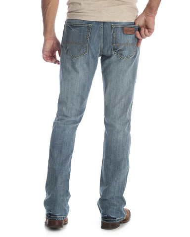 Men's Retro Slim Fit Bootcut Jean