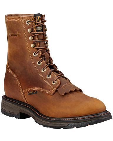 Men's Workhog 8'' Composite-Toe Boots