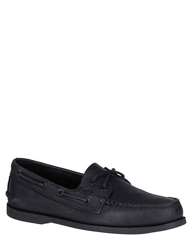 Men's Original 2-Eye Boat Shoes - Black