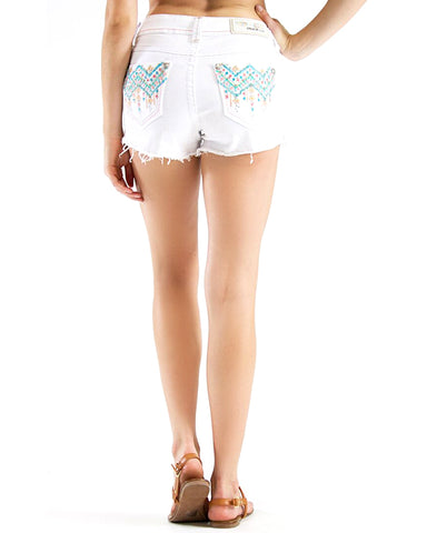 Women's LeAnne Aztec Shorts