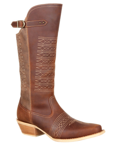 Women's Crush Belted Collar Boots