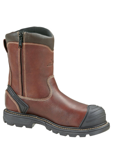 Men's GenFlex2 Composite-Toe Side-Zip Pull-On Boots
