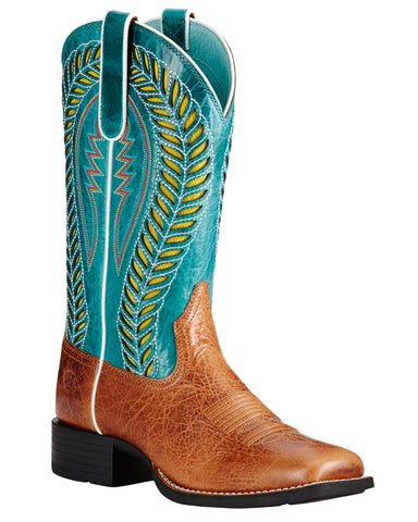 Womens Quickdraw VentTEK Boots - Turquoise