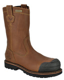 Mens H20 Composite-Toe Pull-On Boots
