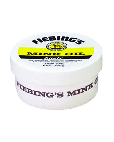 Mink Oil Paste 6 oz