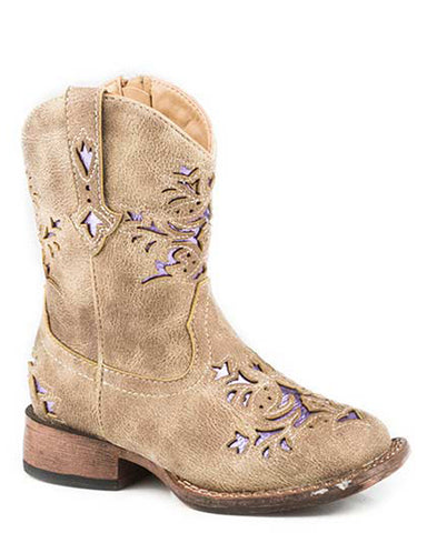 Toddler's Lola Vintage Western Boots