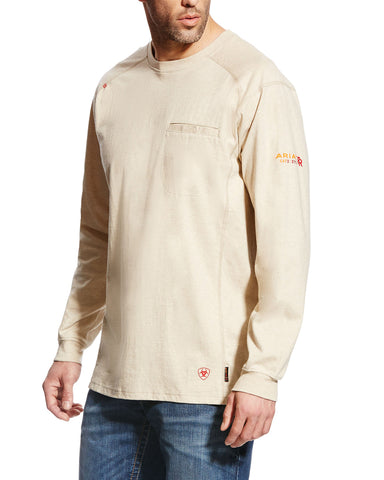 Men's Fire Resistant Air Long Sleeve T-Shirt