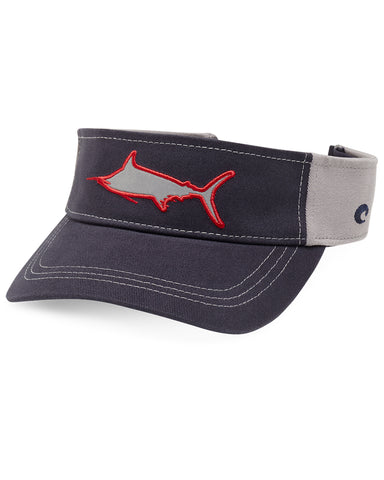 Costa Marlin Reflective Visor