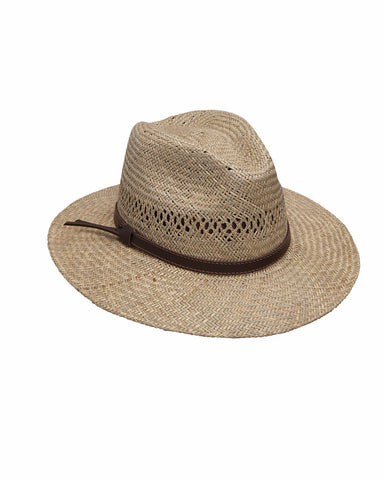 Stetsons Childress Straw Hat
