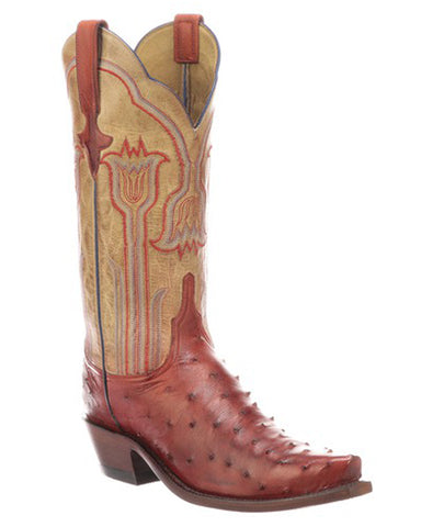Women's Maeve Full-Quill Ostrich Boots