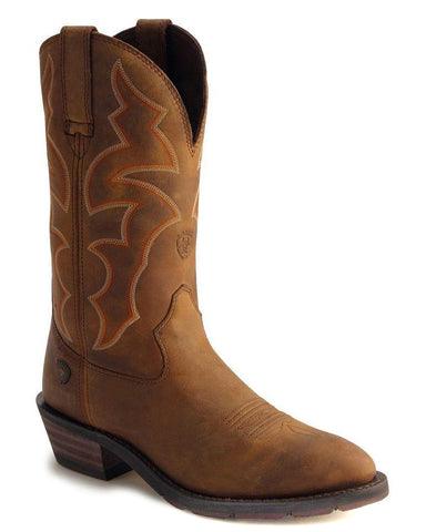 Mens Ironside H20 Pull-On Boots