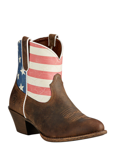 Women's Old Glory Gracie Boots