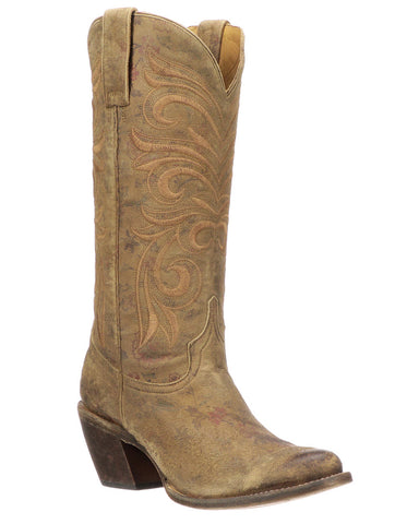 Womens Laurelie Boots - Brown