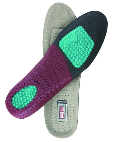 Womens ATS Round Toe Footbeds