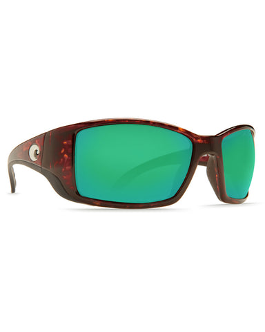 Blackfin Green Mirror Sunglasses - Plastic