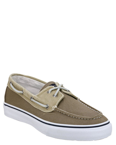 Men's Bahama 2-Eye Shoes - Khaki