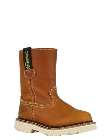 Kid's Duke Wellington Boots - Tan
