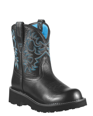 Women's Black Deer Fatbaby Boots