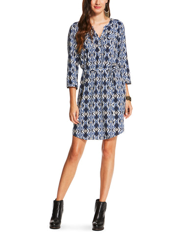 Women's Dyna 3/4 Sleeve Dress