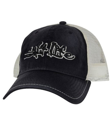 Salt Life Stance Ball Cap - Black