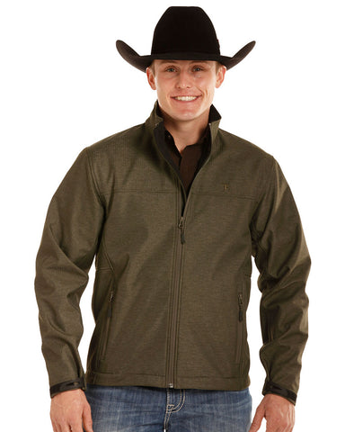 Mens Tuf Cooper Performance Jacket - Olive