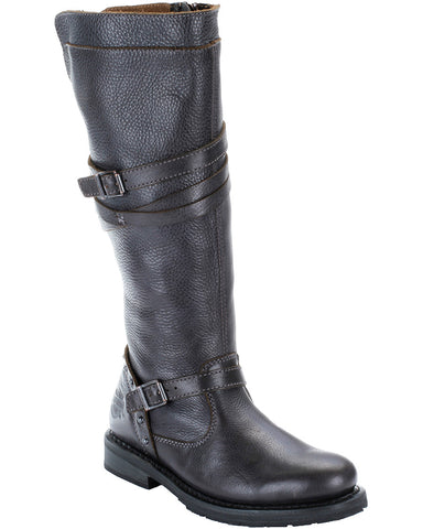 Womens Cyndie Motorcycle Boots
