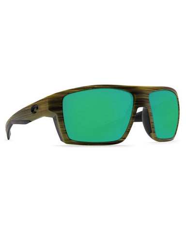 Bloke Green Mirror Sunglasses - Black