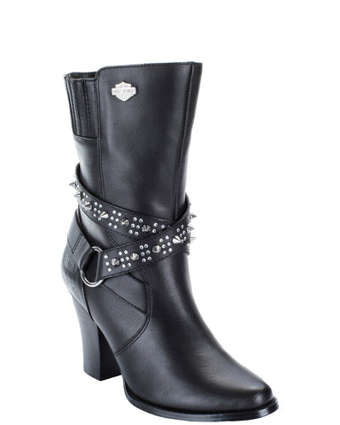 Women's Rosana Studded Midcalf Boots
