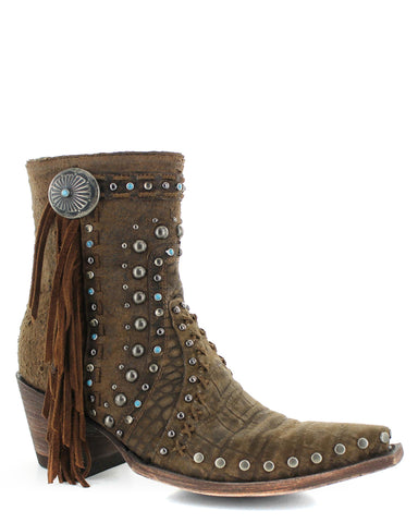 Womens Boogie Short Boots
