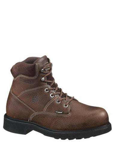"Mens Tremor 6"" Lace-Up Boots"