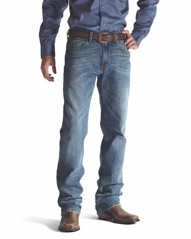 Mens M2 Relaxed Granite Jeans