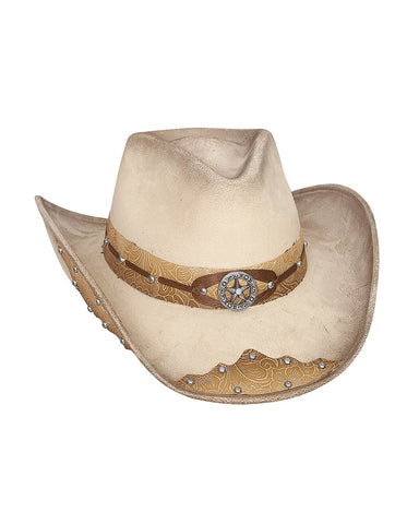 Bullhide Kick The Dust Off Faux Felt Hat