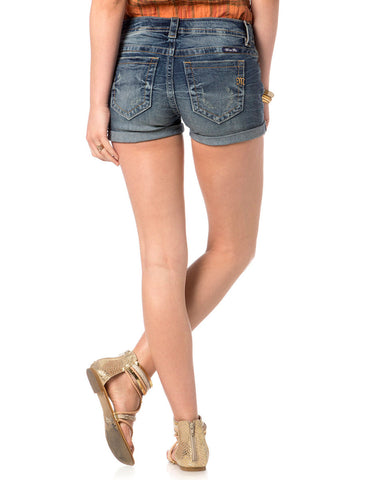 Womens Front Row Shorts