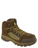 "Mens 6"" Steel Toe Lace-Up Shoes"