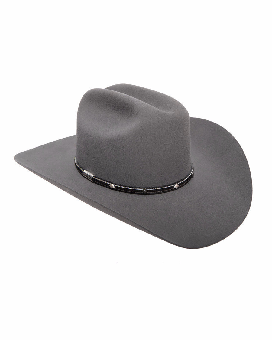 8b265fab741 Have a question  Give us a call at 386-255-0455. Made in USA. Stetsons 6X  Angus Fur Felt Hat