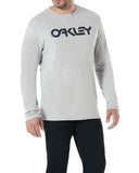 Men's Mark Li Long Sleeve T-Shirt - Grey