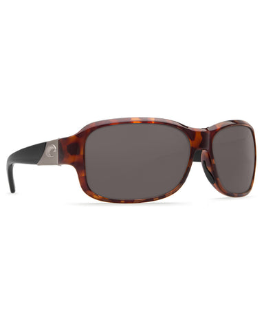 Inlet Gray Mirror Sunglasses - Retro
