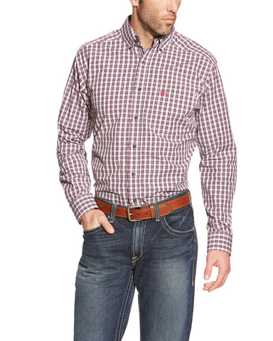 Men's Skylar Performance Plaid Shirt