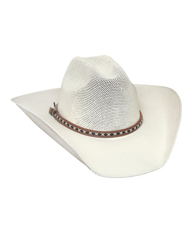 Bullhide Quick Draw 10X Straw Hat