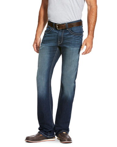 Mens M5 Straight Leg Stretch Jeans