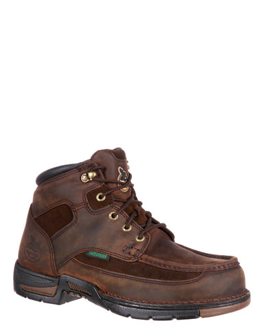 Mens Athens Waterproof Lace-Up Boots