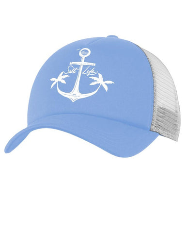Womens Shady Anchors Ball Cap